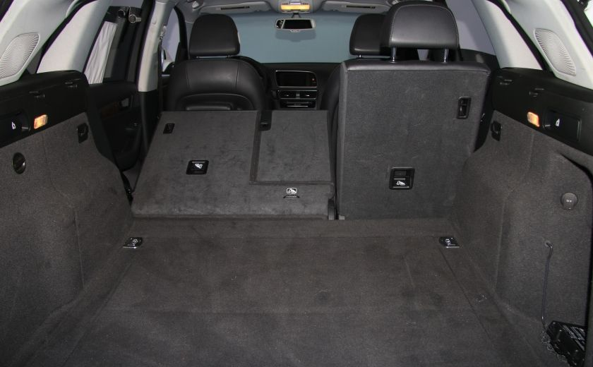 2013 Audi Q5 2.0L Premium Plus AWD CUIR TOIT PANO NAV MAGS #35