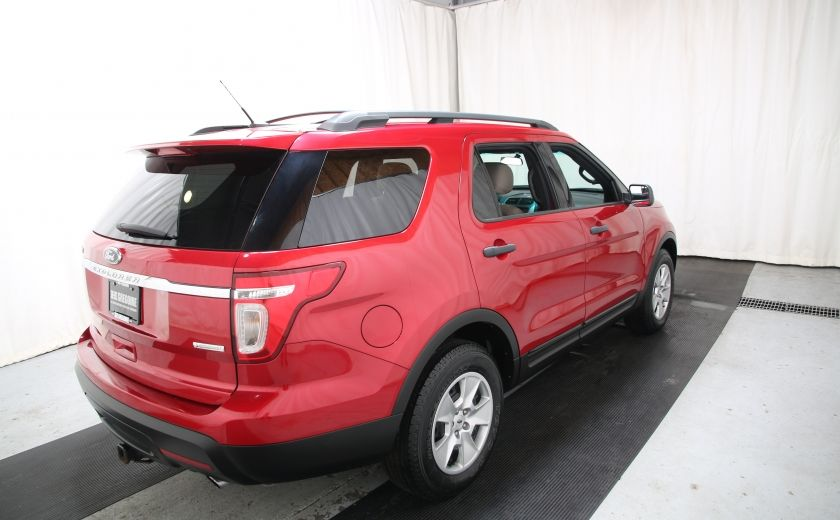 2012 Ford Explorer Base AUTO A/C GR ELECT 7PASSAGERS #5