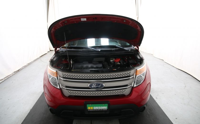 2012 Ford Explorer Base AUTO A/C GR ELECT 7PASSAGERS #21