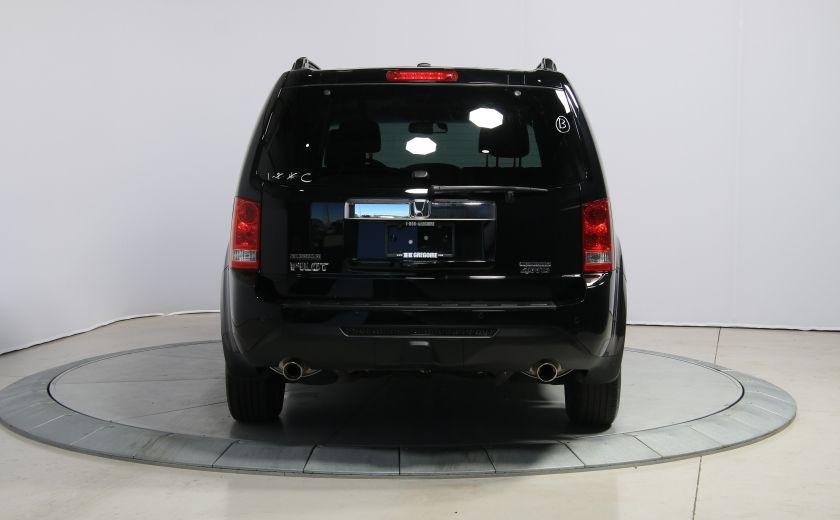 2014 Honda Pilot Touring AWD CUIR TOIT NAV DVD MAGS 7PASSAGERS #5