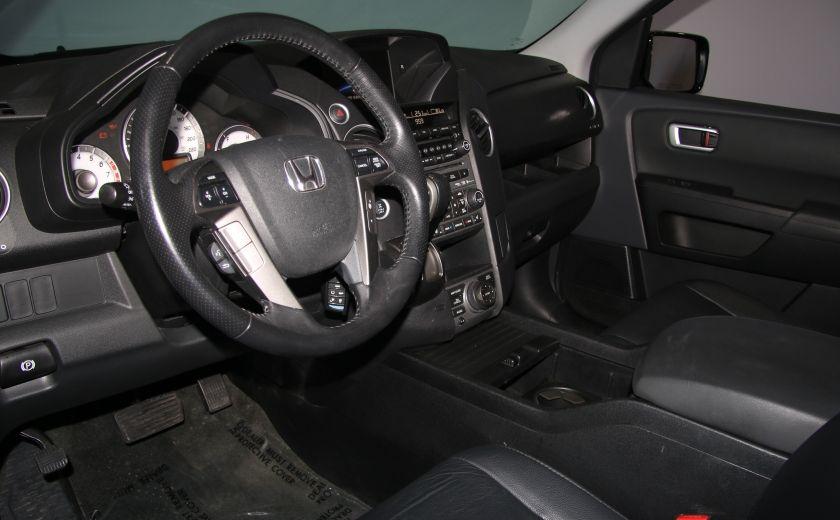 2014 Honda Pilot Touring AWD CUIR TOIT NAV DVD MAGS 7PASSAGERS #8