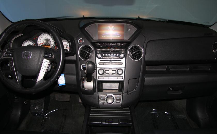 2014 Honda Pilot Touring AWD CUIR TOIT NAV DVD MAGS 7PASSAGERS #13