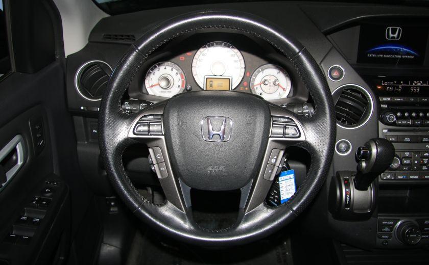 2014 Honda Pilot Touring AWD CUIR TOIT NAV DVD MAGS 7PASSAGERS #15