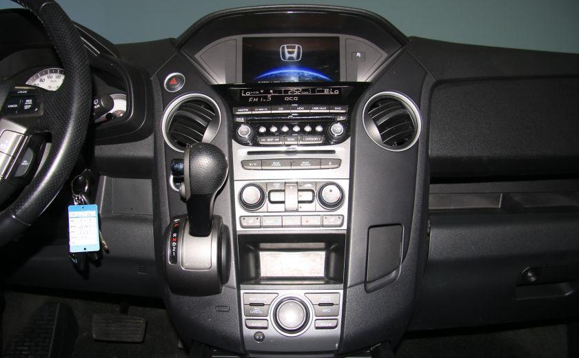 2014 Honda Pilot Touring AWD CUIR TOIT NAV DVD MAGS 7PASSAGERS #16