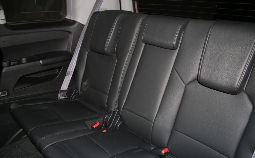 2014 Honda Pilot Touring AWD CUIR TOIT NAV DVD MAGS 7PASSAGERS #24
