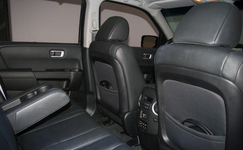 2014 Honda Pilot Touring AWD CUIR TOIT NAV DVD MAGS 7PASSAGERS #26