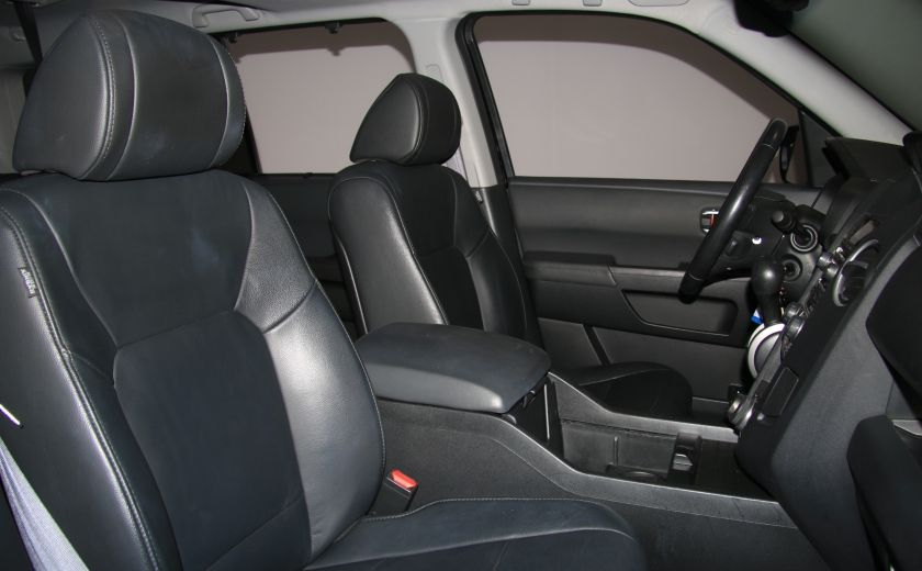 2014 Honda Pilot Touring AWD CUIR TOIT NAV DVD MAGS 7PASSAGERS #30