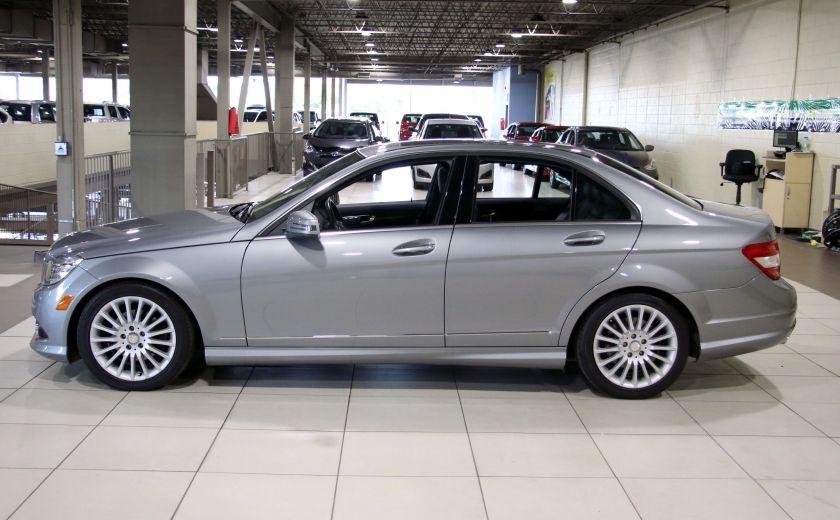 2010 Mercedes Benz C250 4MATIC AUTO A/C CUIR TOIT MAGS #3
