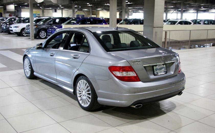 2010 Mercedes Benz C250 4MATIC AUTO A/C CUIR TOIT MAGS #4