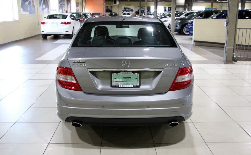 2010 Mercedes Benz C250 4MATIC AUTO A/C CUIR TOIT MAGS #5