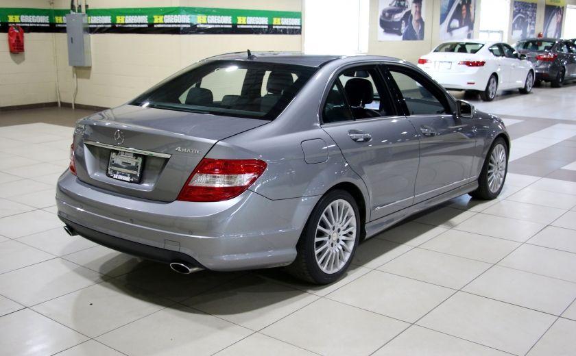 2010 Mercedes Benz C250 4MATIC AUTO A/C CUIR TOIT MAGS #6