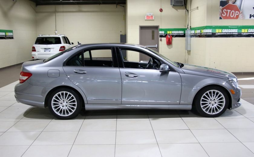 2010 Mercedes Benz C250 4MATIC AUTO A/C CUIR TOIT MAGS #7