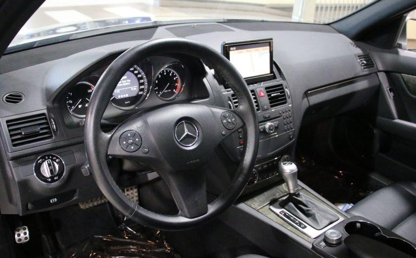 2010 Mercedes Benz C250 4MATIC AUTO A/C CUIR TOIT MAGS #8