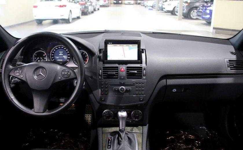 2010 Mercedes Benz C250 4MATIC AUTO A/C CUIR TOIT MAGS #13