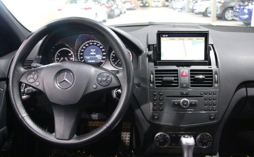 2010 Mercedes Benz C250 4MATIC AUTO A/C CUIR TOIT MAGS #14