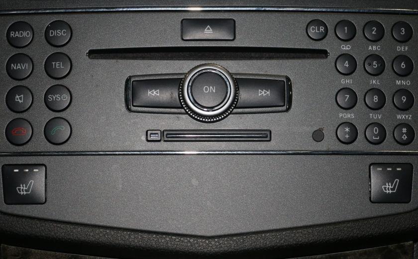 2010 Mercedes Benz C250 4MATIC AUTO A/C CUIR TOIT MAGS #16