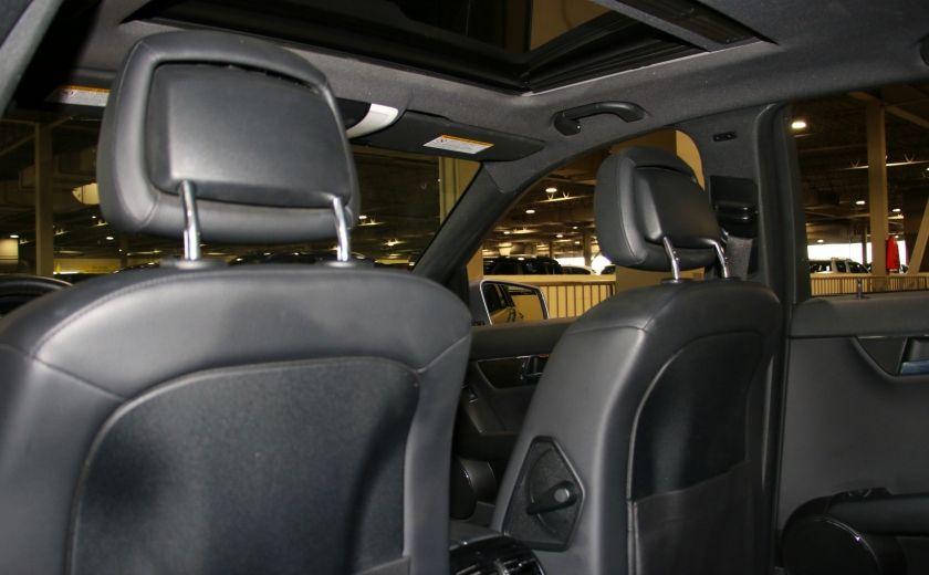 2010 Mercedes Benz C250 4MATIC AUTO A/C CUIR TOIT MAGS #19