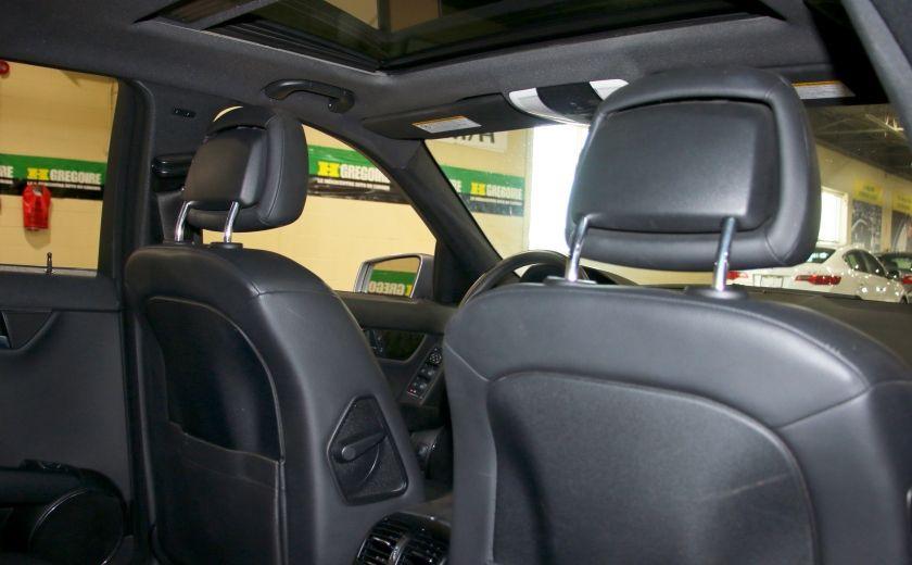 2010 Mercedes Benz C250 4MATIC AUTO A/C CUIR TOIT MAGS #21