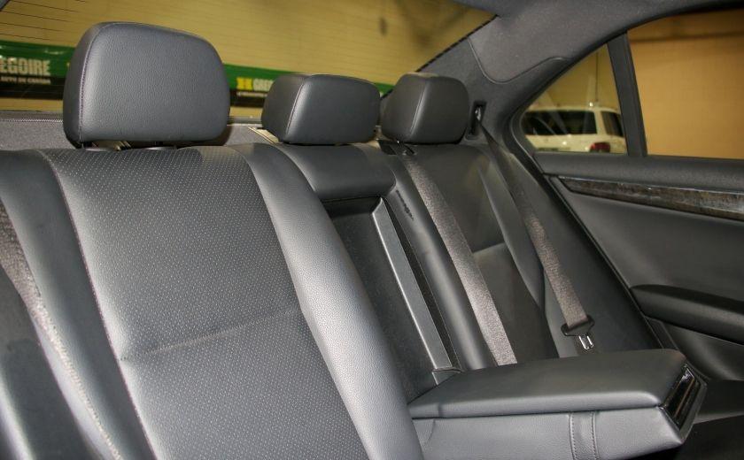 2010 Mercedes Benz C250 4MATIC AUTO A/C CUIR TOIT MAGS #22