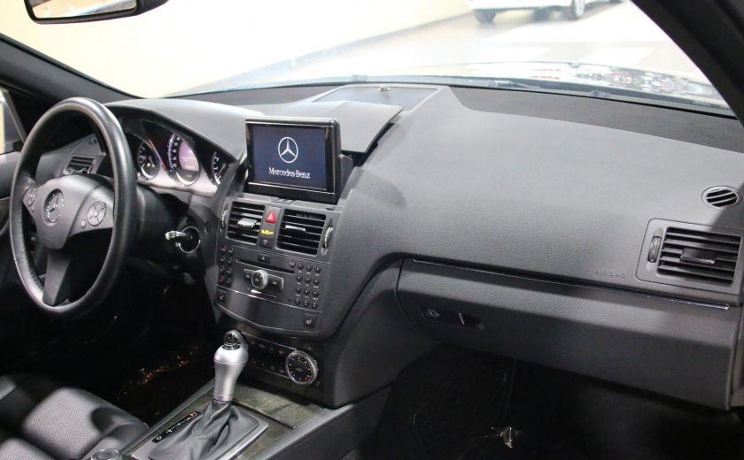 2010 Mercedes Benz C250 4MATIC AUTO A/C CUIR TOIT MAGS #23