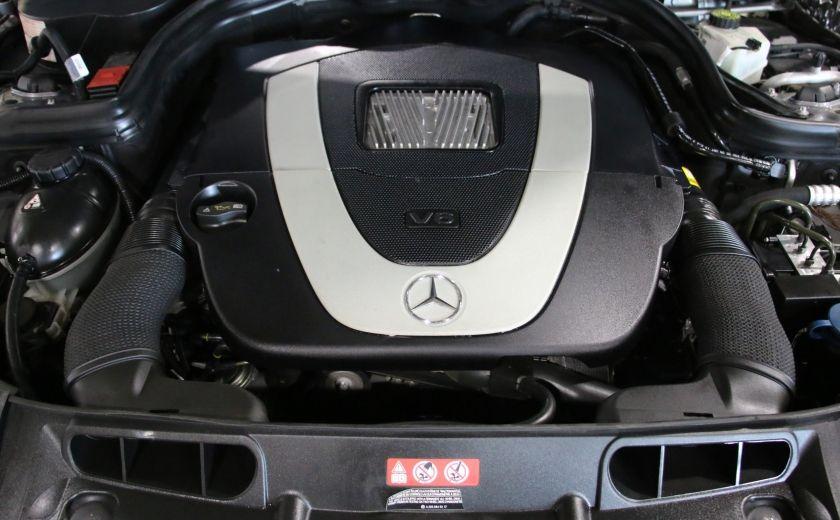2010 Mercedes Benz C250 4MATIC AUTO A/C CUIR TOIT MAGS #26