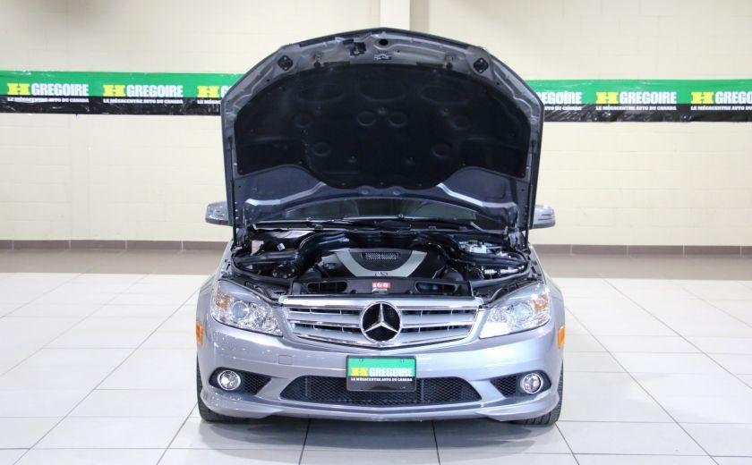 2010 Mercedes Benz C250 4MATIC AUTO A/C CUIR TOIT MAGS #27