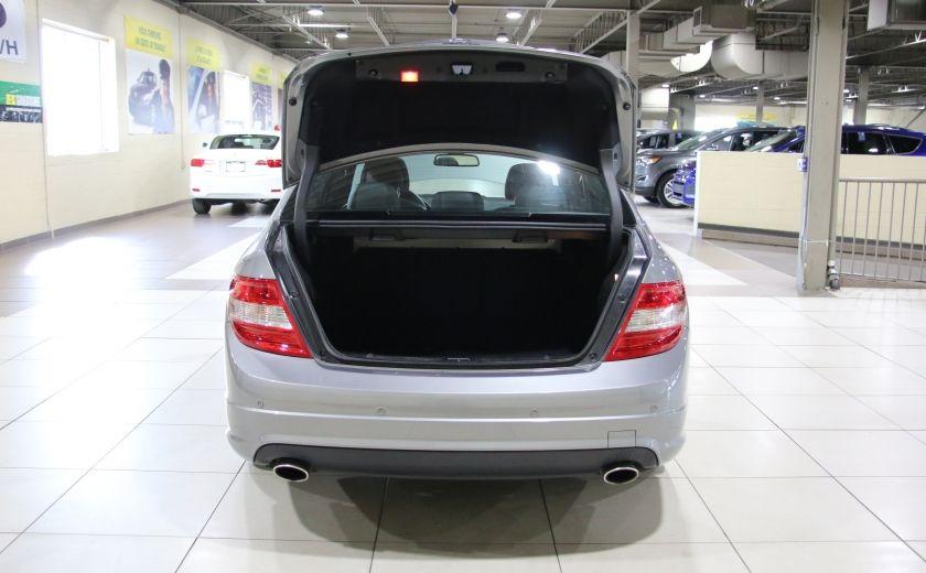 2010 Mercedes Benz C250 4MATIC AUTO A/C CUIR TOIT MAGS #28