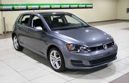 2015 Volkswagen Golf Trendline A/C GR ELECT MAGS BLUETOOTH in Rimouski