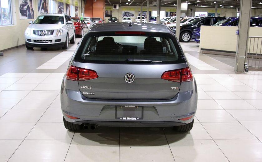 2015 Volkswagen Golf Trendline A/C GR ELECT MAGS BLUETOOTH #5