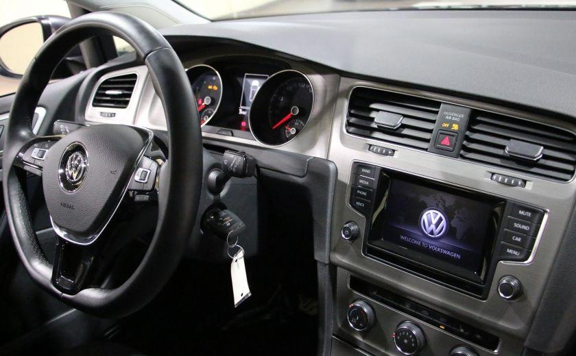 2015 Volkswagen Golf Trendline A/C GR ELECT MAGS BLUETOOTH #23