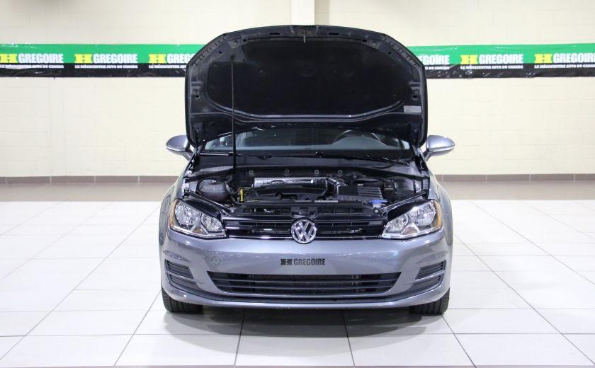 2015 Volkswagen Golf Trendline A/C GR ELECT MAGS BLUETOOTH #26