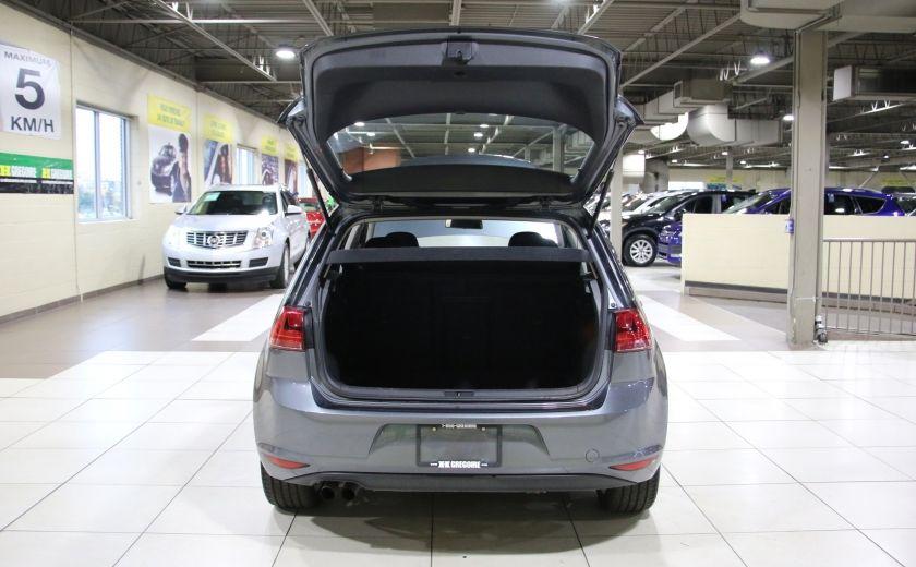 2015 Volkswagen Golf Trendline A/C GR ELECT MAGS BLUETOOTH #27