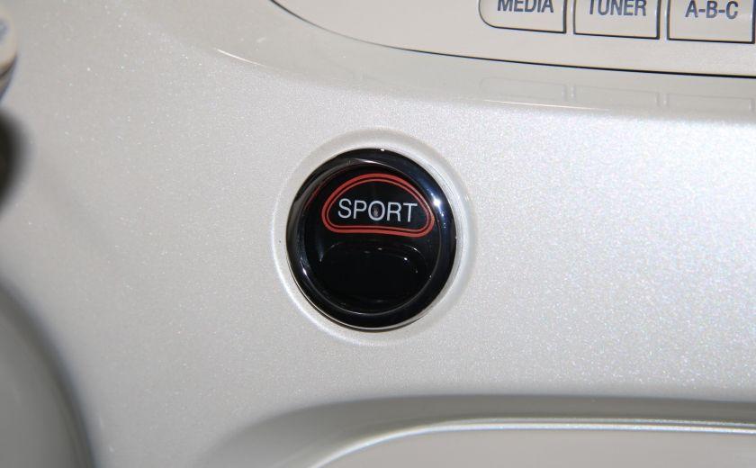 2012 Fiat 500 Lounge AUTO CUIR DÉCAPOTABLE MAGS BLUETOOTH #19