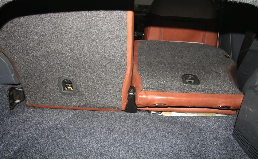 2012 Fiat 500 Lounge AUTO CUIR DÉCAPOTABLE MAGS BLUETOOTH #31