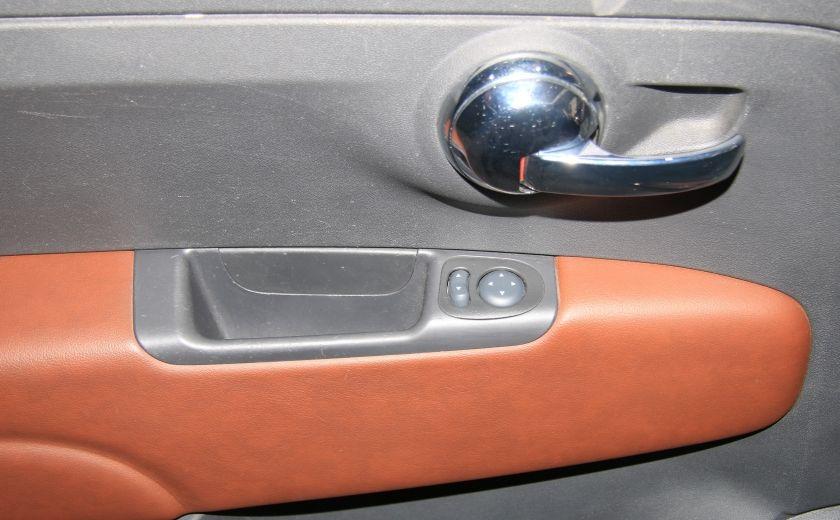 2012 Fiat 500 Lounge AUTO CUIR DÉCAPOTABLE MAGS BLUETOOTH #12