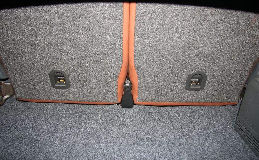 2012 Fiat 500 Lounge AUTO CUIR DÉCAPOTABLE MAGS BLUETOOTH #28