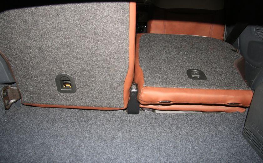 2012 Fiat 500 Lounge AUTO CUIR DÉCAPOTABLE MAGS BLUETOOTH #29