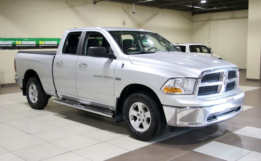 2011 Dodge RAM 1500 ST 4WD AUTO A/C GR ELECT MAGS #0