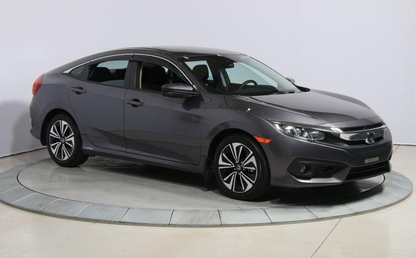 2016 Honda Civic EX-T AUTO A/C TOIT CAM.RECUL MAGS BLUETOOTH #0