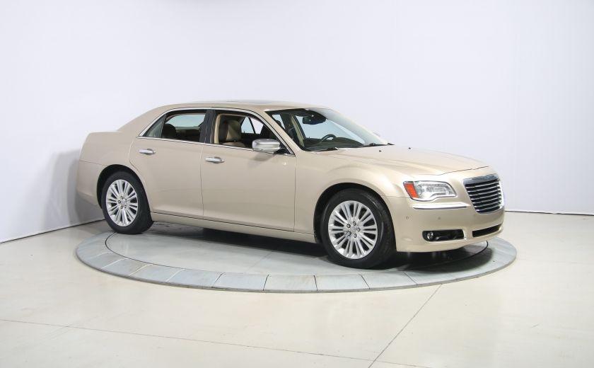 2012 Chrysler 300 Luxury Series AWD CUIR TOIT PANO NAV MAGS BLUETOOT #0