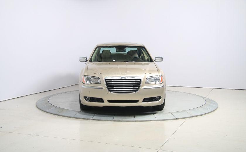 2012 Chrysler 300 Luxury Series AWD CUIR TOIT PANO NAV MAGS BLUETOOT #1