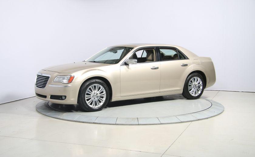 2012 Chrysler 300 Luxury Series AWD CUIR TOIT PANO NAV MAGS BLUETOOT #2