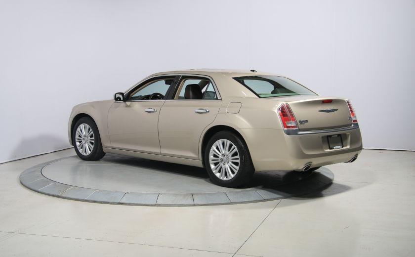 2012 Chrysler 300 Luxury Series AWD CUIR TOIT PANO NAV MAGS BLUETOOT #4