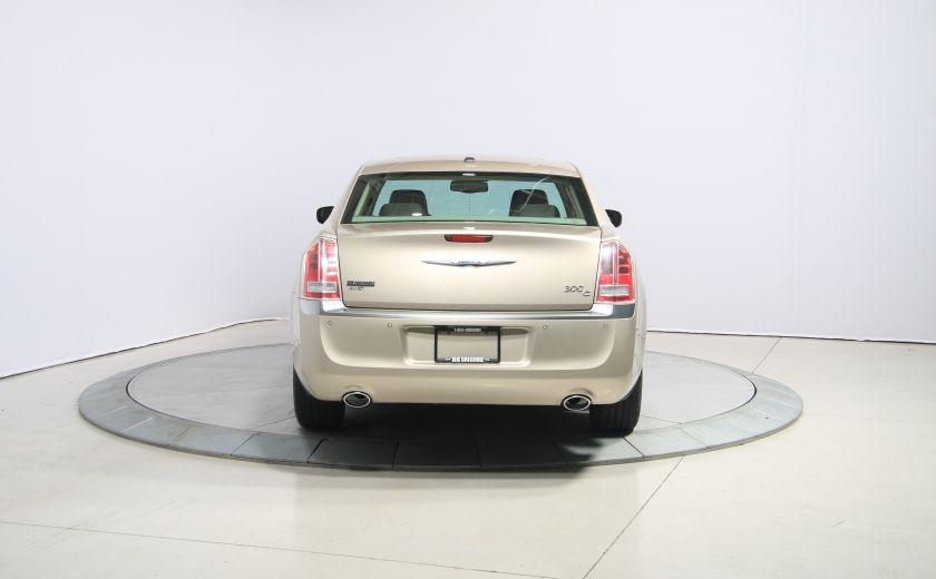 2012 Chrysler 300 Luxury Series AWD CUIR TOIT PANO NAV MAGS BLUETOOT #5
