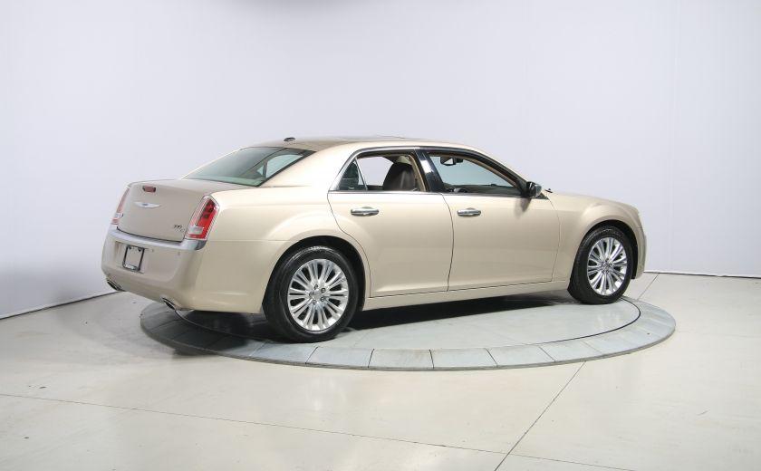 2012 Chrysler 300 Luxury Series AWD CUIR TOIT PANO NAV MAGS BLUETOOT #6