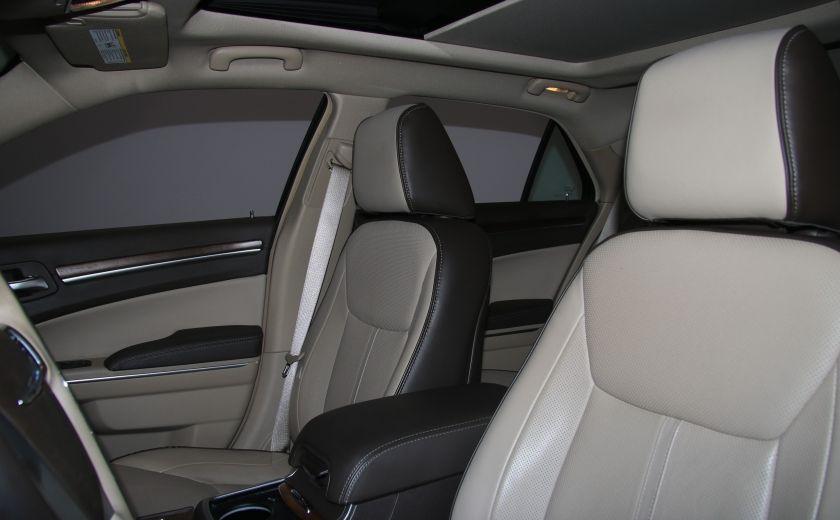 2012 Chrysler 300 Luxury Series AWD CUIR TOIT PANO NAV MAGS BLUETOOT #9