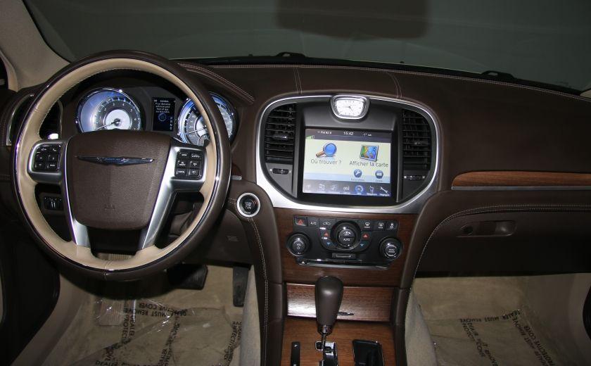 2012 Chrysler 300 Luxury Series AWD CUIR TOIT PANO NAV MAGS BLUETOOT #13