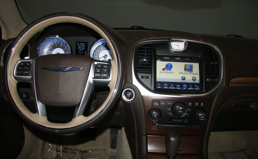 2012 Chrysler 300 Luxury Series AWD CUIR TOIT PANO NAV MAGS BLUETOOT #14