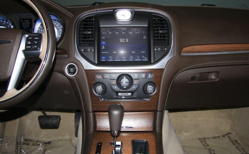 2012 Chrysler 300 Luxury Series AWD CUIR TOIT PANO NAV MAGS BLUETOOT #16