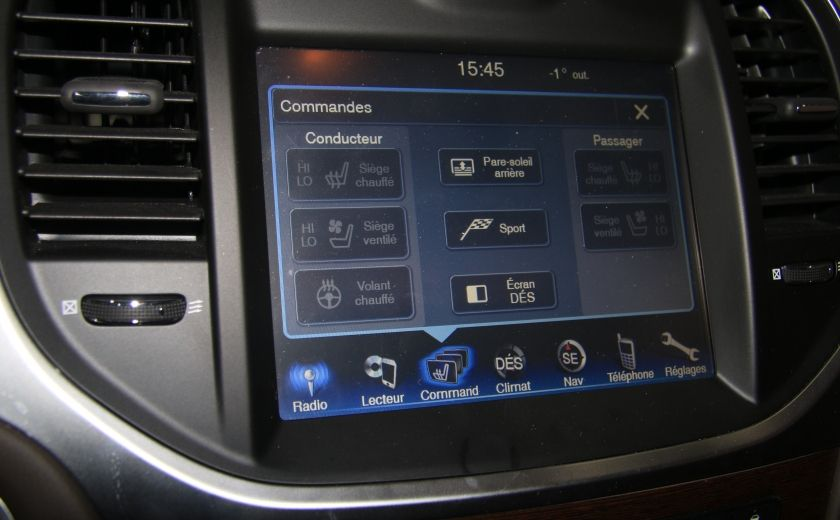2012 Chrysler 300 Luxury Series AWD CUIR TOIT PANO NAV MAGS BLUETOOT #20
